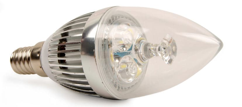 Retrofit light bulb with modern LED technology