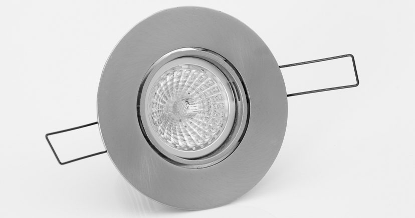 LED spot with good heat dissipation