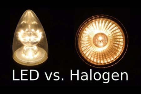LED vs. Halogen bulbs – What's the difference? Which is better?