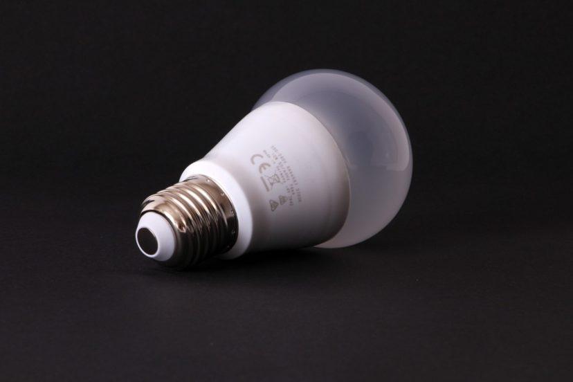 Modern LED lamp